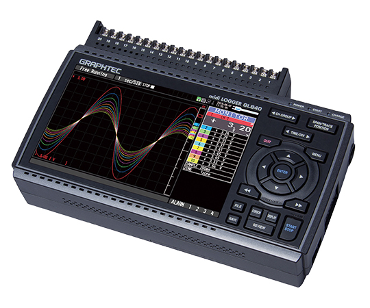Multi-Channel Data Logger With Calibration Certificate and others
