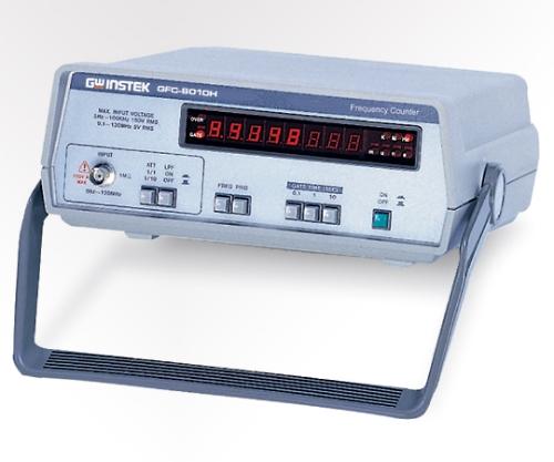 周波数カウンタ GFC-8010H
