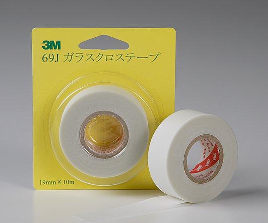 耐熱ガラスクロステープ 69J 0.2mm×19mm×10m