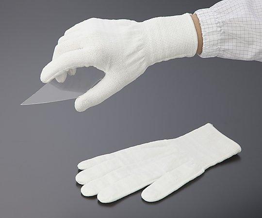 アズピュア 耐切創手袋 手の平コート有り S