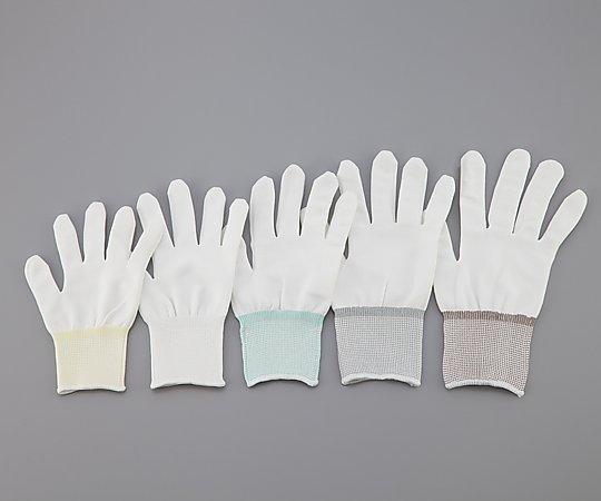 アズピュアインナー手袋 (オーバーロックタイプ) ポリエステル製 S 10双入