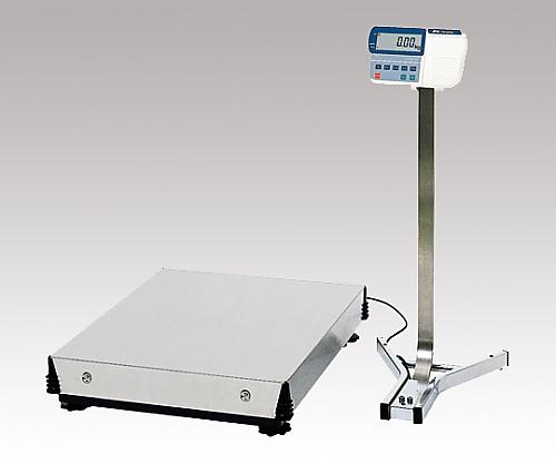 重量物用大型台はかり HW300KGL4 600×935×398mm