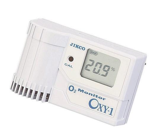 酸素モニター(残留酸素濃度計) センサー一体型 OXY-1