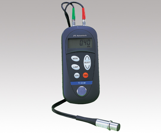 [受注停止]超音波厚さ計 校正証明書付き TI-66W
