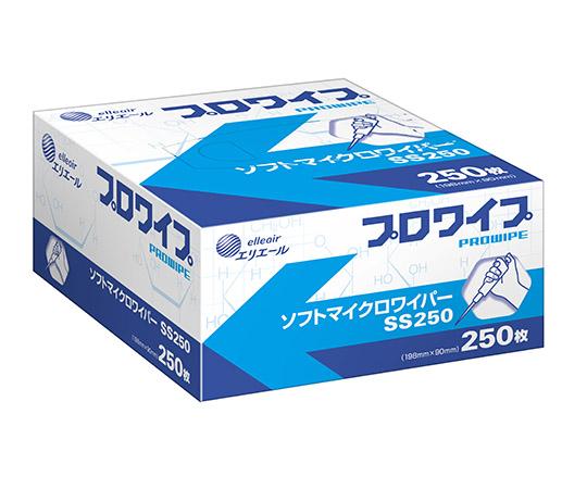 プロワイプ・ソフトマイクロワイパーSS250 198×90mm SS250 250枚×72箱 703154