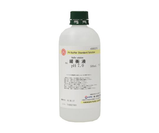 標準緩衝液 pH 7.0 500mL 43002275
