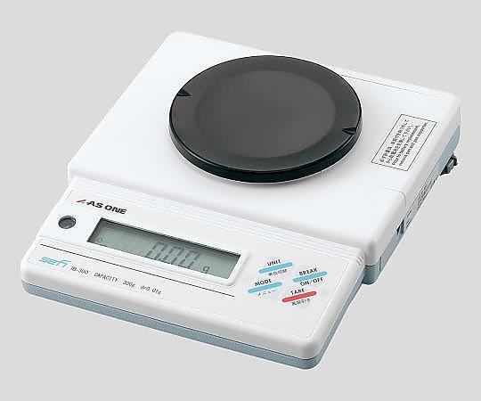 天秤(耐薬フッ素コーティング天板タイプ) IB-300