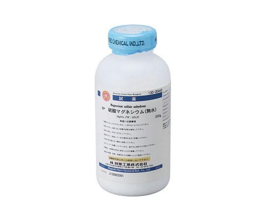 硫酸マグネシウム,無水 EP 500g CAS No:7487-88-9