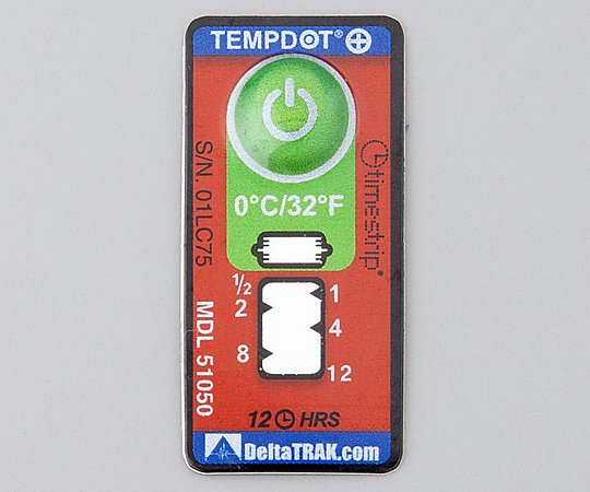 Temperature, Time Label TEMPDOT (TM) PLUS 0℃...  Others