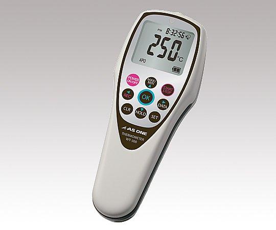 防水デジタル温度計 メモリー機能付 WT-300
