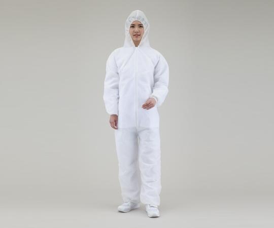 不織布製つなぎ服