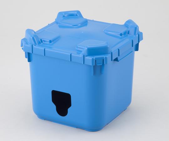 バッグインコンテナー BIC20-1 本体穴有 フタ穴無 青