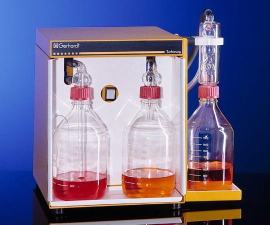 ケルダール分解装置 酸ミスト中和装置 TUR/K