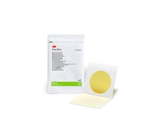 サルモネラ属菌測定用プレート(ペトリフィルム(TM)培地) 6537SALX