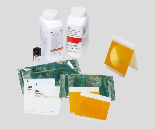 サルモネラ属菌測定用確認ディスク(ペトリフィルム(TM)培地) 6538SALX