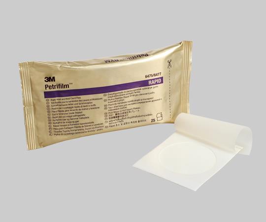 ペトリフィルム(TM)培地 サルモネラ属菌測定用、カビ・酵母・一般生菌迅速測定用プレート)