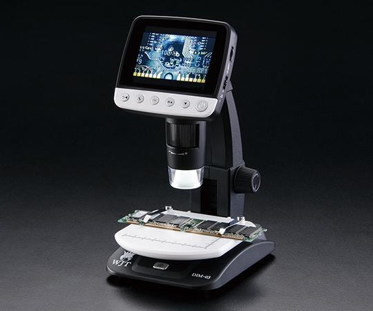 LCDマイクロスコープ DIM-03 実体顕微鏡 230×147×110