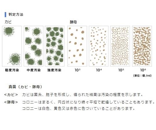 バイオチェッカー (真菌(カビ・酵母)測定用)
