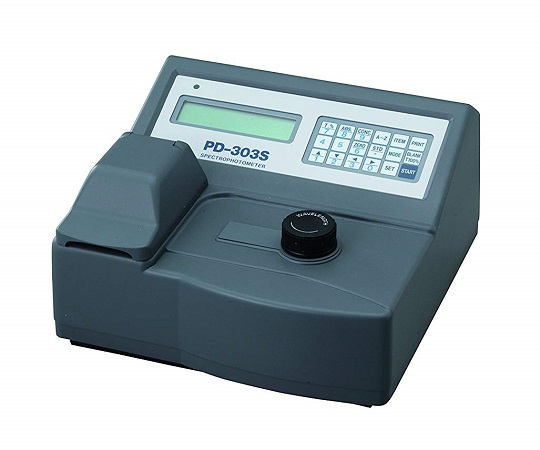 Spectrophotometer (With External Interface) and others