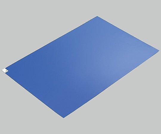 エコノミー粘着マット 青 600×900