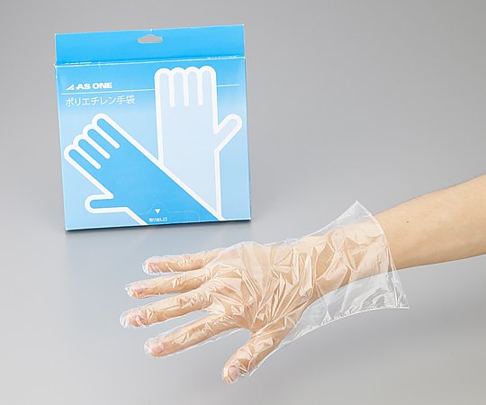 ポリエチレン手袋エコノミー 薄手