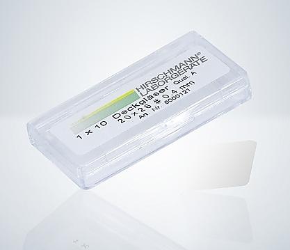 血球計算盤 カバーガラス