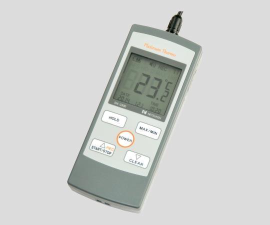 ハンディ型白金デジタル温度計 SN-3400