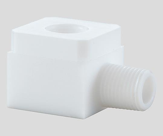Asflon(R) PTFE Male/Female Type Joint RC1/8 x R1/8 and others