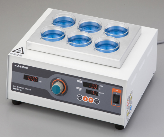 加熱撹拌ドライバス HDBS-6