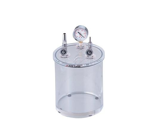 アクリル小型真空容器