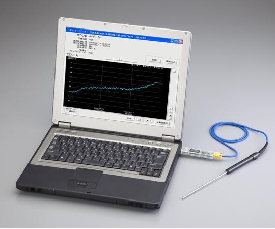 K熱電対データロガー (スティックタイプ) RX-450KP