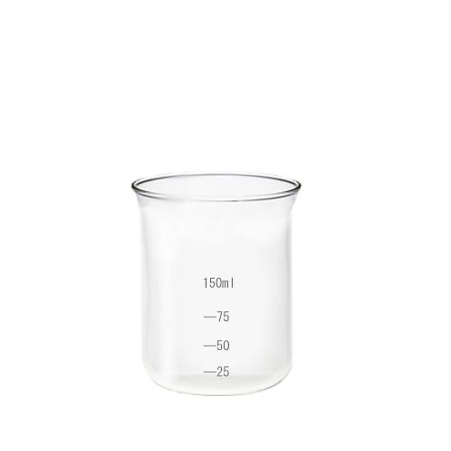 凍結乾燥器用凍結乾燥瓶 150ml 本体のみ 凍結乾燥瓶(キャップ別売)