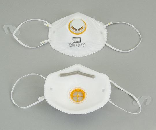防じんマスク(フックタイプ) X-1702H