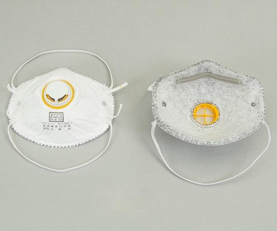 [受注停止]防じんマスク X-1762