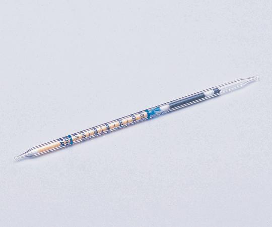 水質検知管 銅イオン 203S<校正証明書・試験成績書・トレーサビリテイ体系図 付>