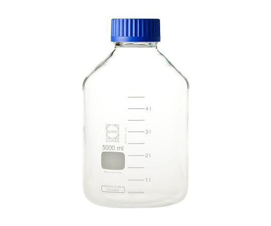 広口ねじ口瓶 デュラン(R) 5000mL 017250-5000