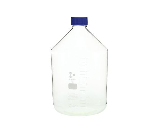 広口ねじ口瓶 デュラン(R) 20000mL  017250-20000