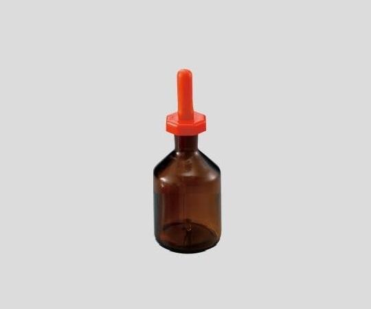 [取扱停止]スポイド瓶 褐色 50mL C16304-0050