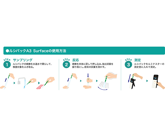 ルシパックA3 Surface 100本