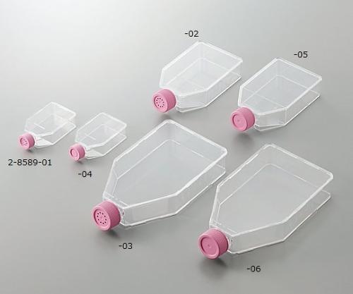 ビオラモ細胞培養フラスコ(プラグシールキャップ) 75cm2 VTC-F75P