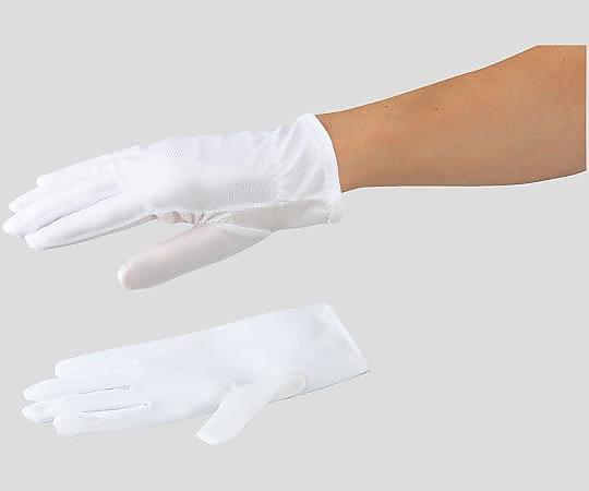 アズピュア 防塵手袋 ポリエステル L 12双入 BPH-U