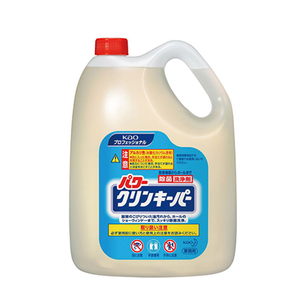 設備用洗浄剤パワークリンキーパー 5L 業務用 153650