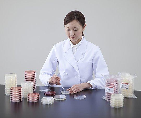 サニスペック生培地 (100枚入) 卵黄加マンニット食塩寒天