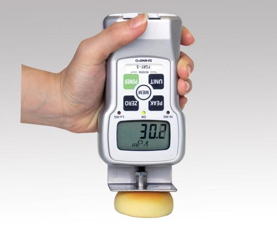硬度測定器 レオテスター ±10N FGRT-1