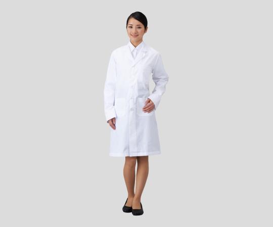 白衣 シングル ジャケット 女 XL
