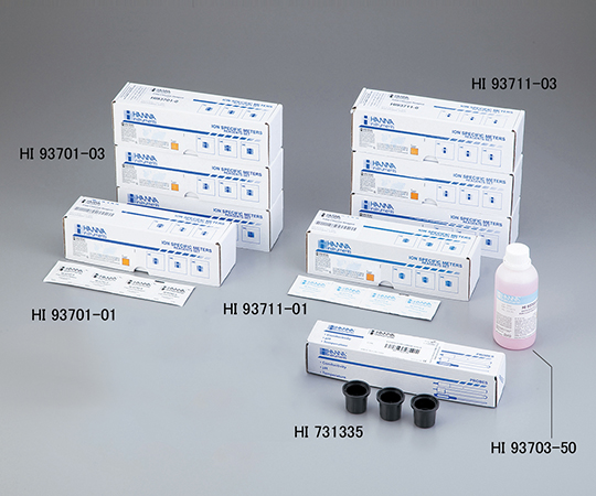 遊離塩素錠剤試薬 500回分 HI 93701-FJ遊離塩素錠剤試薬