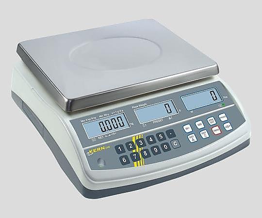 デジタルカウンティングスケール(校正証明書付) CPB6K0.1N