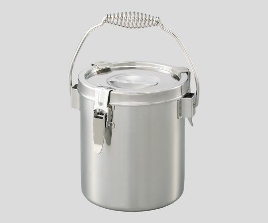 ステンレス小型密閉容器