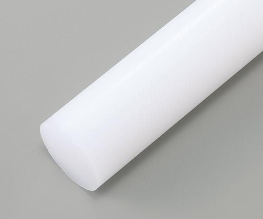 樹脂丸棒 PE (長さ495mm)