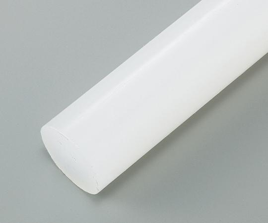 樹脂丸棒 PP (長さ495mm)